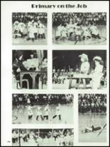 1984 McCamey High School Yearbook Page 178 & 179