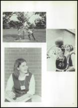 1974 Ellis School for Girls Yearbook Page 12 & 13