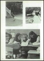 1974 Ellis School for Girls Yearbook Page 22 & 23