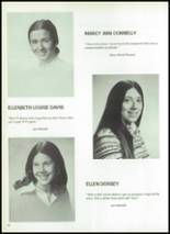 1974 Ellis School for Girls Yearbook Page 46 & 47