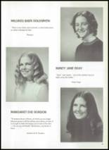 1974 Ellis School for Girls Yearbook Page 48 & 49