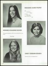 1974 Ellis School for Girls Yearbook Page 54 & 55