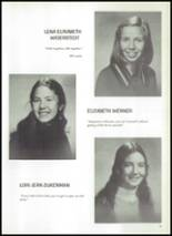 1974 Ellis School for Girls Yearbook Page 56 & 57