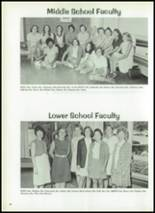 1974 Ellis School for Girls Yearbook Page 70 & 71