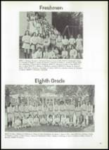 1974 Ellis School for Girls Yearbook Page 72 & 73