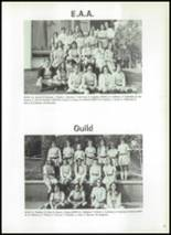 1974 Ellis School for Girls Yearbook Page 80 & 81