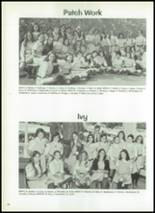 1974 Ellis School for Girls Yearbook Page 82 & 83