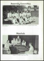 1974 Ellis School for Girls Yearbook Page 84 & 85