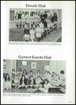 1974 Ellis School for Girls Yearbook Page 86 & 87