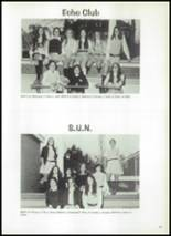 1974 Ellis School for Girls Yearbook Page 88 & 89