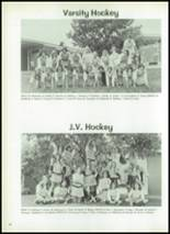 1974 Ellis School for Girls Yearbook Page 92 & 93