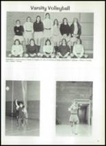 1974 Ellis School for Girls Yearbook Page 94 & 95