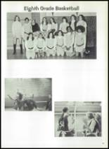 1974 Ellis School for Girls Yearbook Page 96 & 97