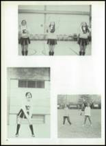 1974 Ellis School for Girls Yearbook Page 102 & 103
