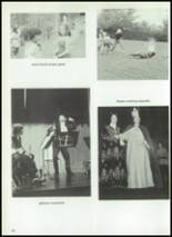 1974 Ellis School for Girls Yearbook Page 104 & 105
