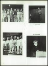 1974 Ellis School for Girls Yearbook Page 106 & 107