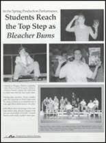 1999 Clyde High School Yearbook Page 18 & 19