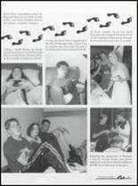 1999 Clyde High School Yearbook Page 32 & 33