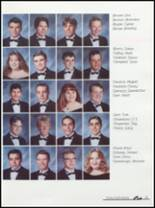 1999 Clyde High School Yearbook Page 38 & 39