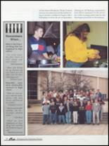 1999 Clyde High School Yearbook Page 44 & 45