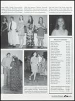 1999 Clyde High School Yearbook Page 70 & 71