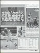 1999 Clyde High School Yearbook Page 86 & 87