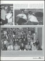 1999 Clyde High School Yearbook Page 118 & 119