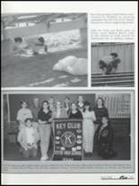 1999 Clyde High School Yearbook Page 120 & 121