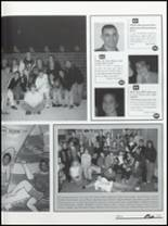 1999 Clyde High School Yearbook Page 122 & 123