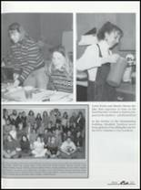 1999 Clyde High School Yearbook Page 126 & 127