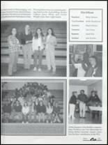 1999 Clyde High School Yearbook Page 128 & 129