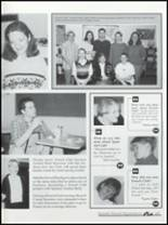 1999 Clyde High School Yearbook Page 130 & 131