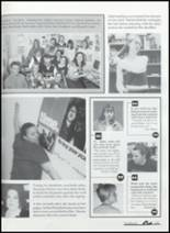 1999 Clyde High School Yearbook Page 132 & 133