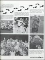 1999 Clyde High School Yearbook Page 134 & 135