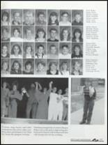 1999 Clyde High School Yearbook Page 140 & 141