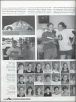 1999 Clyde High School Yearbook Page 142 & 143