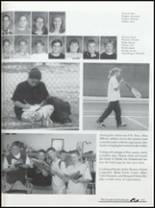 1999 Clyde High School Yearbook Page 144 & 145