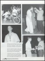 1999 Clyde High School Yearbook Page 154 & 155