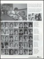 1999 Clyde High School Yearbook Page 184 & 185