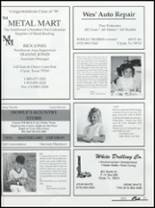 1999 Clyde High School Yearbook Page 210 & 211