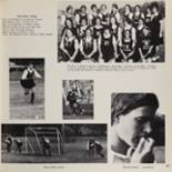 1973 Andover High School Yearbook Page 126 & 127