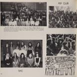 1973 Andover High School Yearbook Page 134 & 135