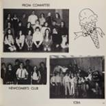 1973 Andover High School Yearbook Page 138 & 139