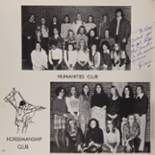 1973 Andover High School Yearbook Page 142 & 143