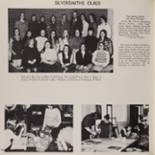 1973 Andover High School Yearbook Page 146 & 147