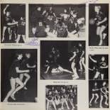 1973 Andover High School Yearbook Page 154 & 155