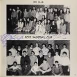 1973 Andover High School Yearbook Page 170 & 171
