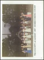 1998 Tri-County Academy Yearbook Page 34 & 35