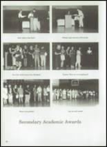 1998 Tri-County Academy Yearbook Page 84 & 85
