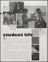 2003 Laingsburg High School Yearbook Page 10 & 11